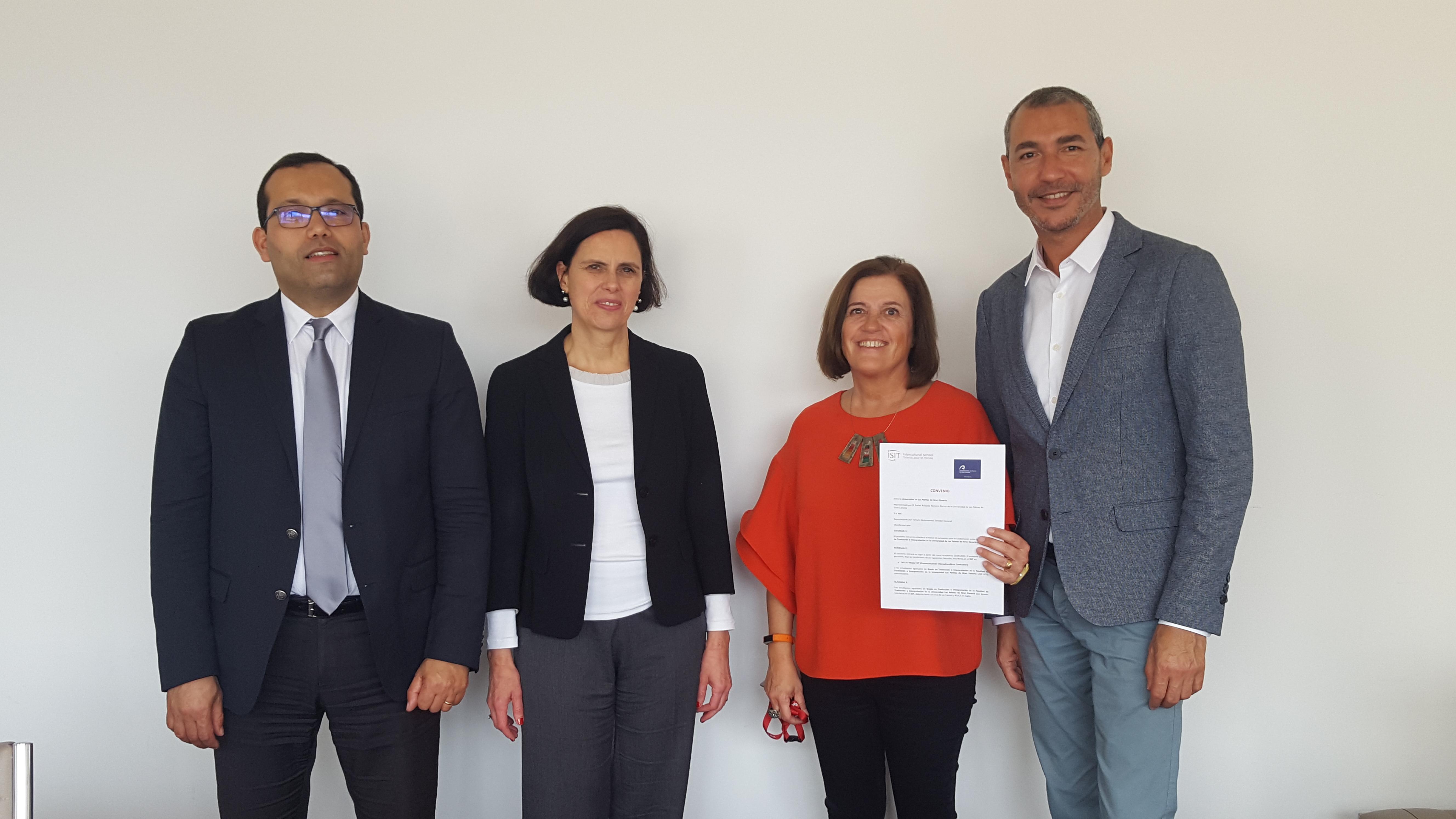 Nouvelle convention : partenariat avec l'ULPGC