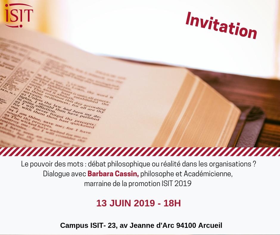 Cassin 13 juin 2019_Invitation