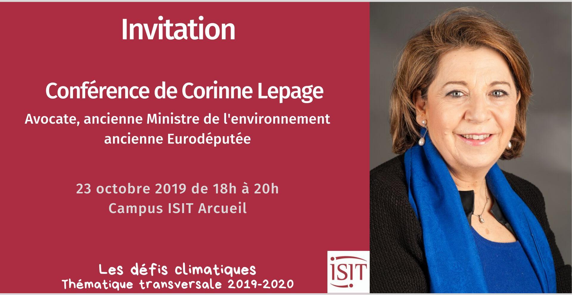 L'ISIT s'engage en faveur du climat