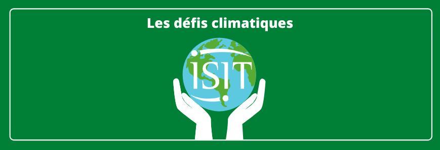 Les défis climatiques
