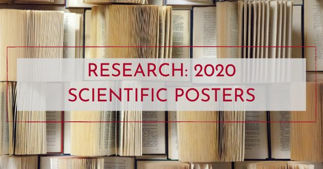 Valorisons la recherche étudiante : posters scientifiques 2020 !