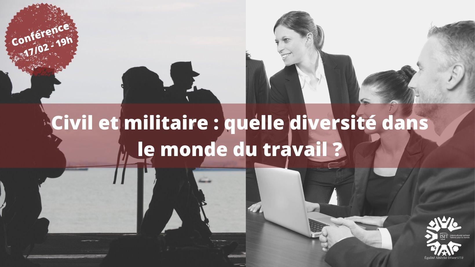 Conférence sur la diversité dans le monde du travail