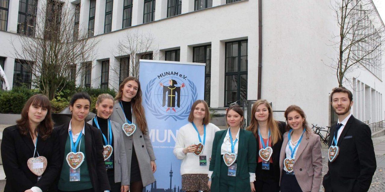 Carrières Internationales lance la 1ère édition du MUN de l'ISIT !