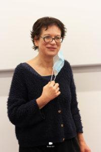 Karin Teepe (intervenante UN Women)