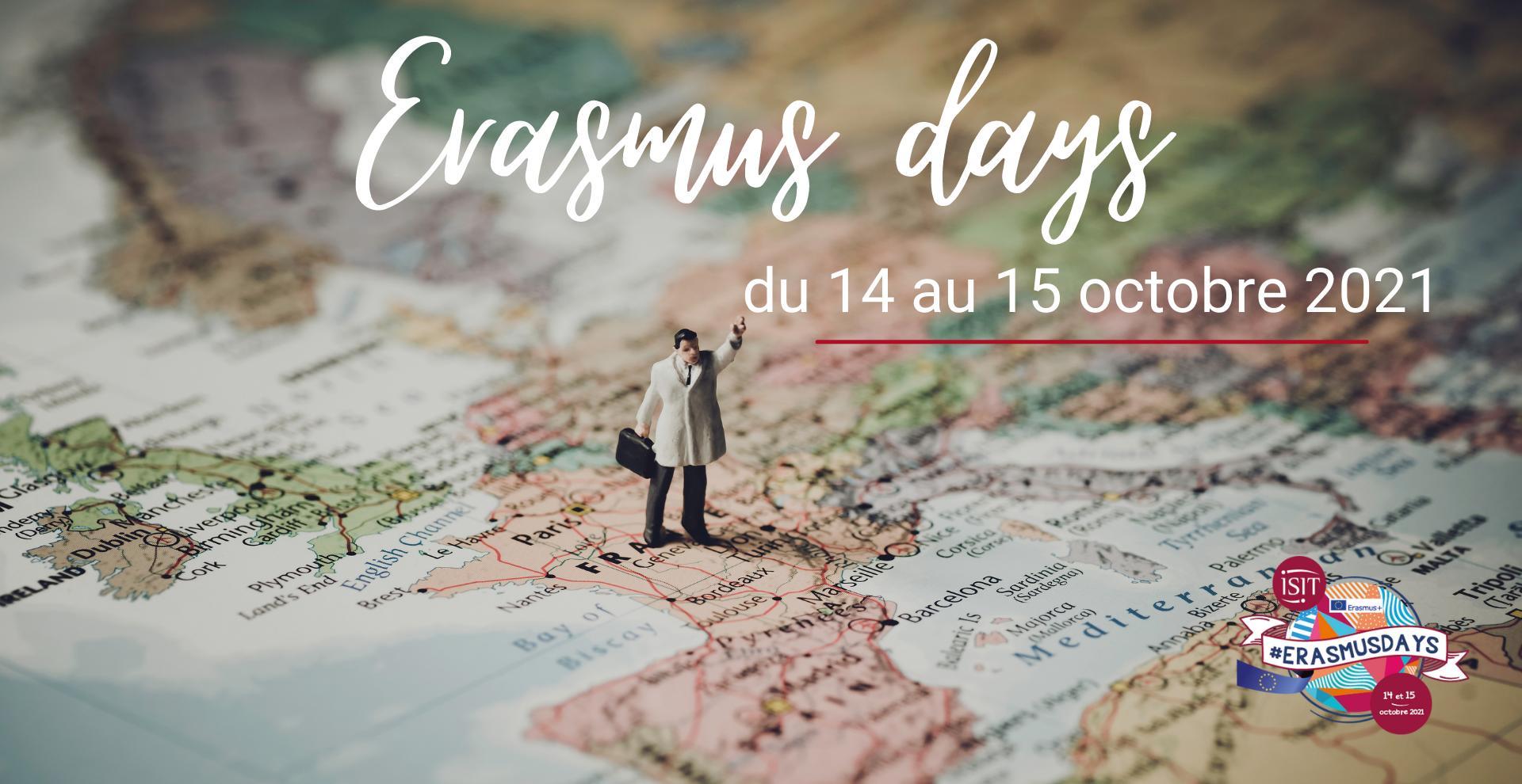 Erasmus Days by ISIT – Deuxième édition